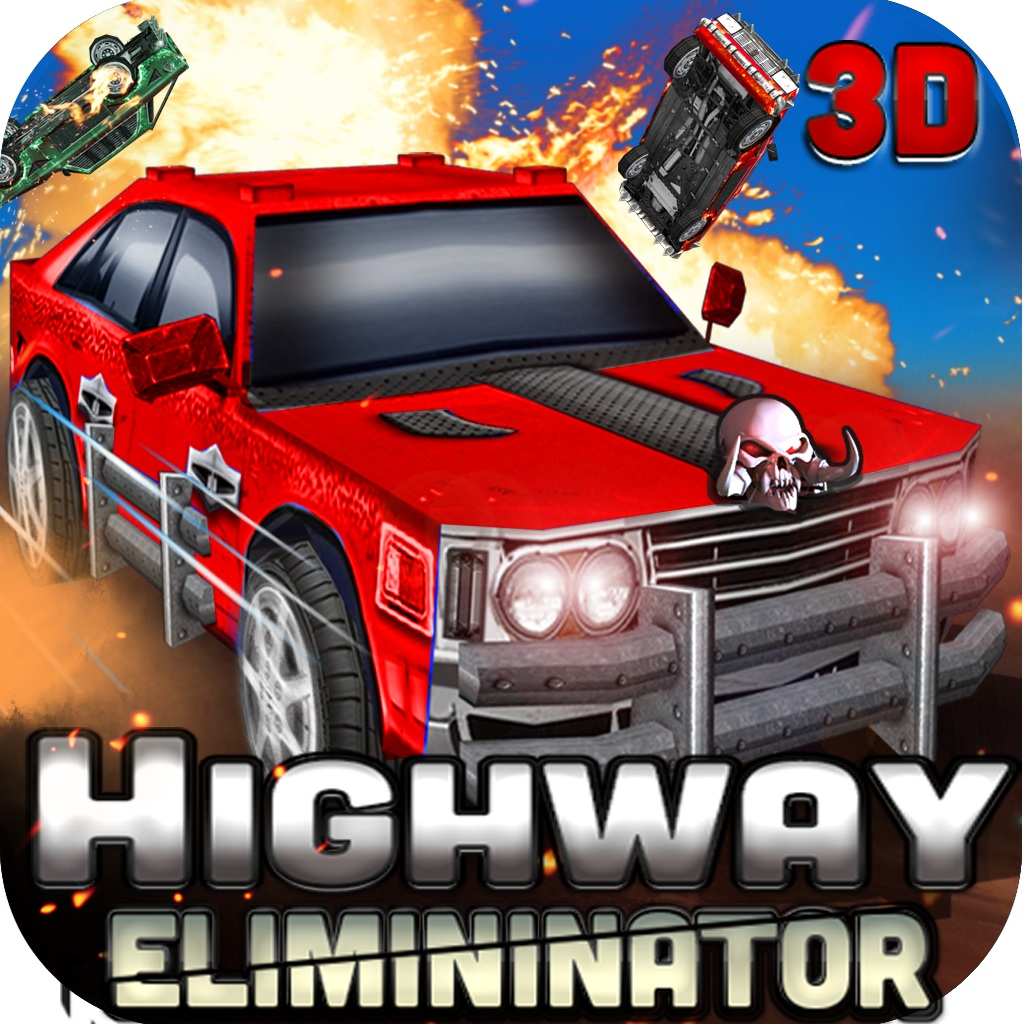 Highway Eliminator 3D ( Car Racing and Eliminating Game )